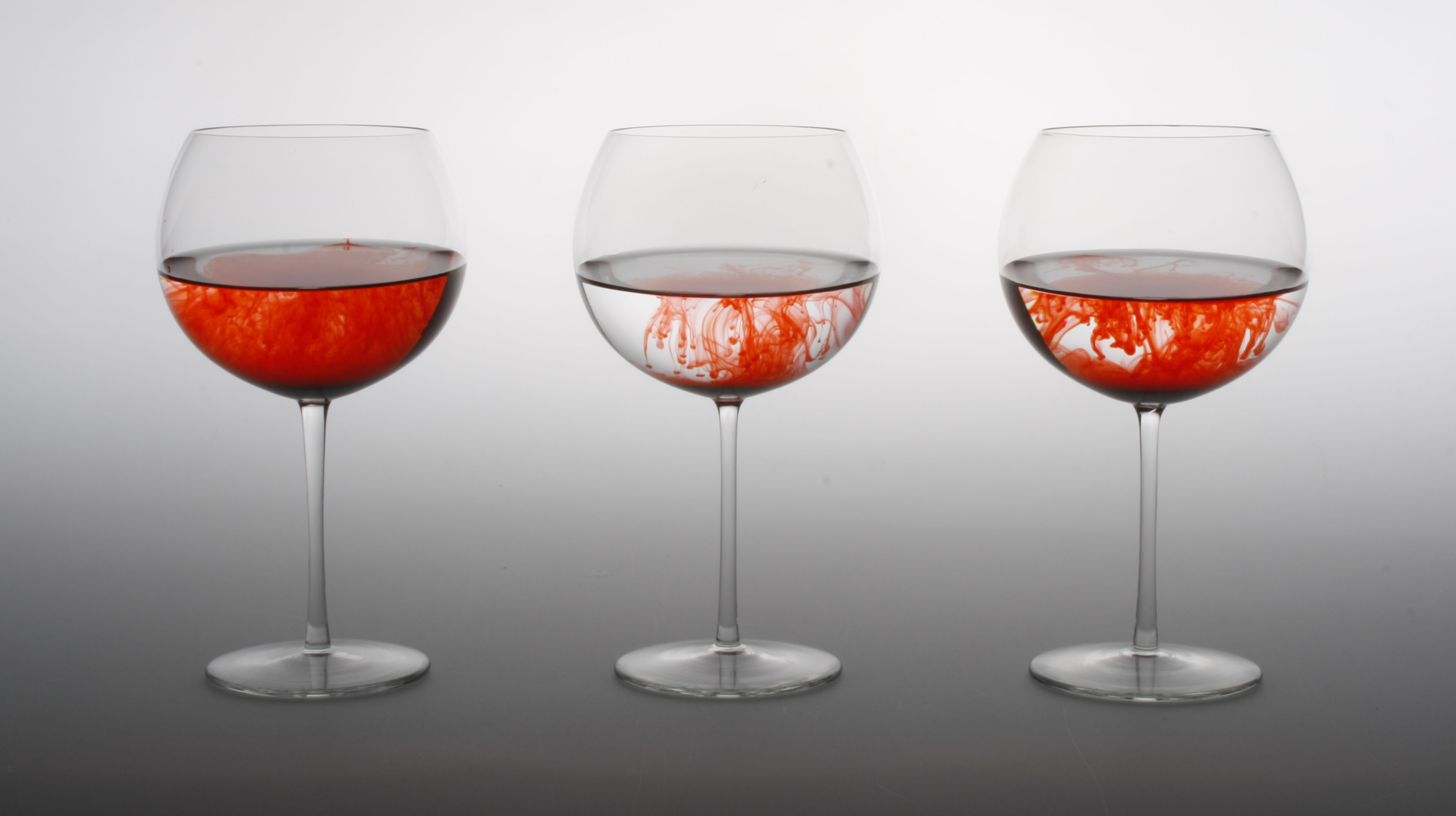 Cool White Wine Glasses